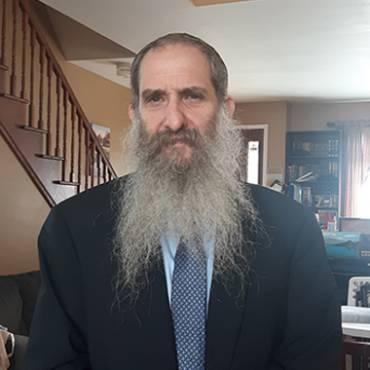 Rabbi Menachem Schmidt